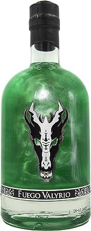 Fuego Valyrio Licor Verde - 700 ml