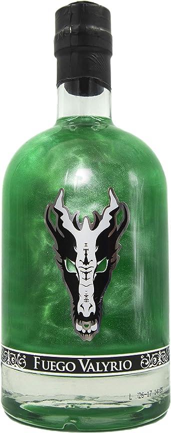 Comprar FUEGO VALYRIO Licor Verde - 700 ml