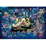 500ピース ジグソーパズル ディズニー ミッキーのドリームファンタジー 【光るジグソー】(35x49cm)