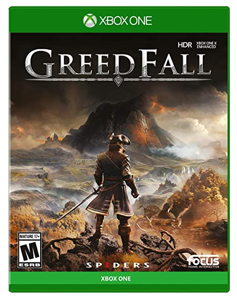 Greedfall for Xbox One [USA]: Amazon.es: Maximum Games LLC: Cine y Series TV