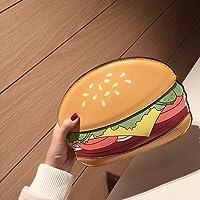 Vi.yo Bolso de hamburguesa Mano para Chica Billetera