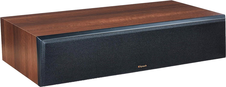 Klipsch RP-404C Center Channel Speaker (Walnut), 1065814