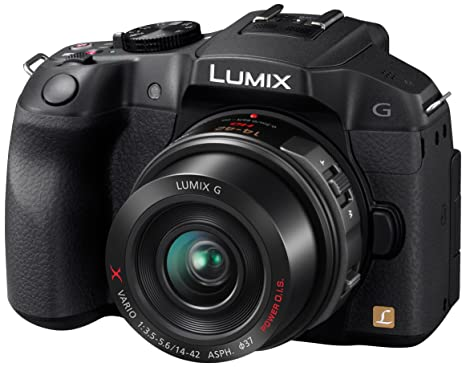 Panasonic DMC-G6XEG-K - Cámara réflex Digital de 16.05 MP (4 x, 14 ...