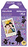 Amazon Price History for:Fuji Instax Mini Films - Disney Alice in Wonderland | Usable with Polaroid Mio & 300