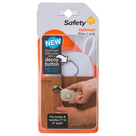Safety 1st OutSmartTM Flex Lock by Safety 1st: Amazon.es: Bebé