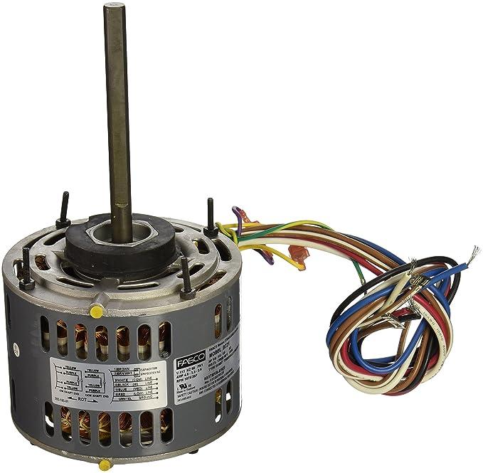 Fasco D721 Wiring | WIRING DIAGRAM eBOOK on