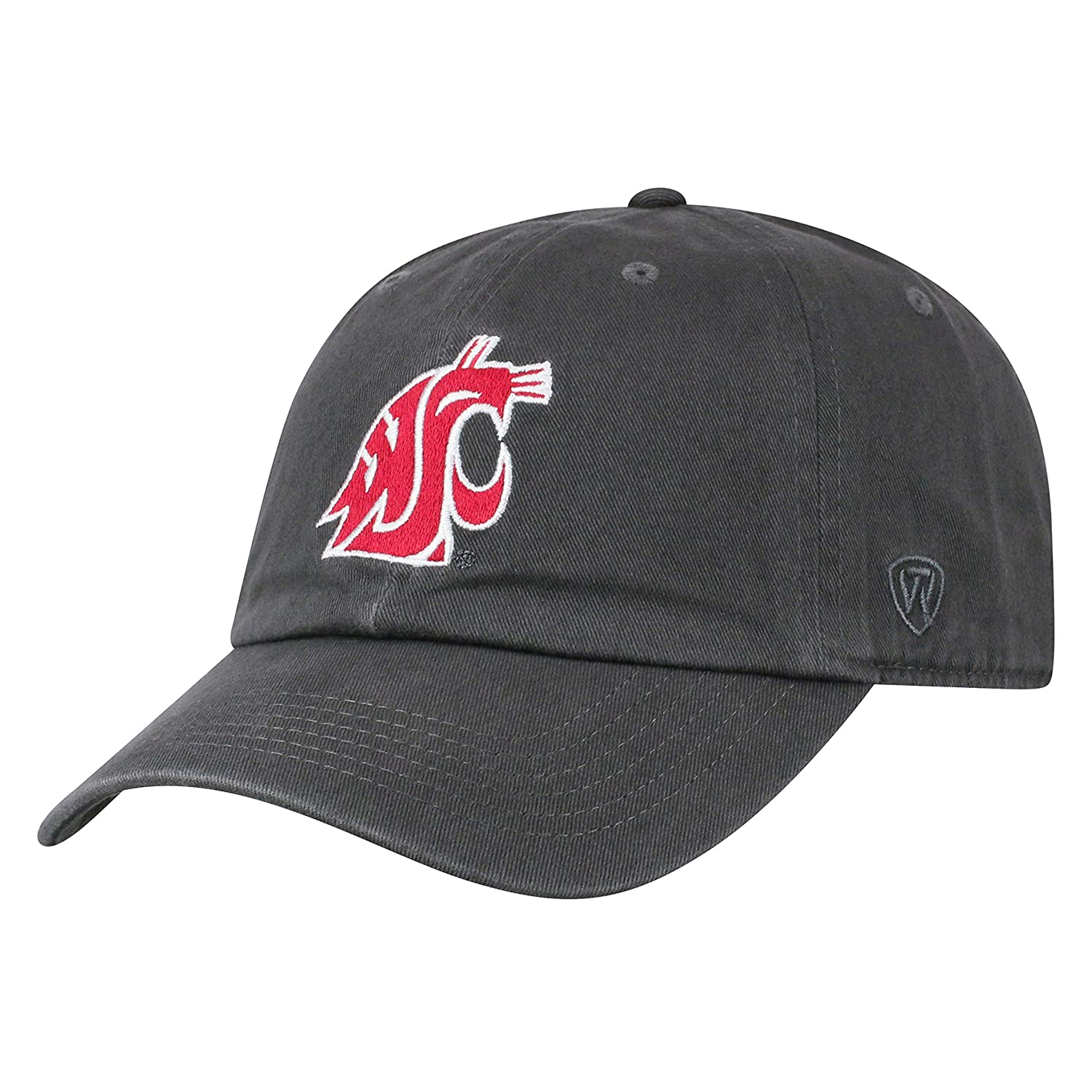 07f89628e7c9f Amazon.com   Top of the World NCAA Air Force Falcons Men s Adjustable  Relaxed Fit Charcoal Icon Hat