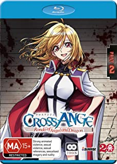 Amazon Com Cross Ange Rondo Of Angel And Dragon Blu Ray Emily Images, Photos, Reviews