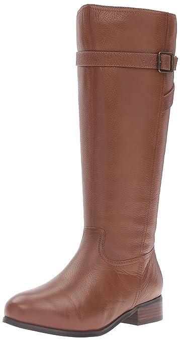 8ddfdfb5a96 Trotters Women s Lyra Boot Cognac 5.5 ...