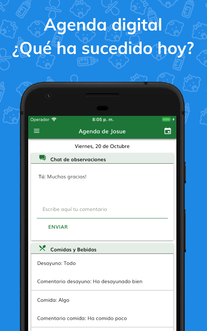 Childcare On: Amazon.es: Appstore para Android