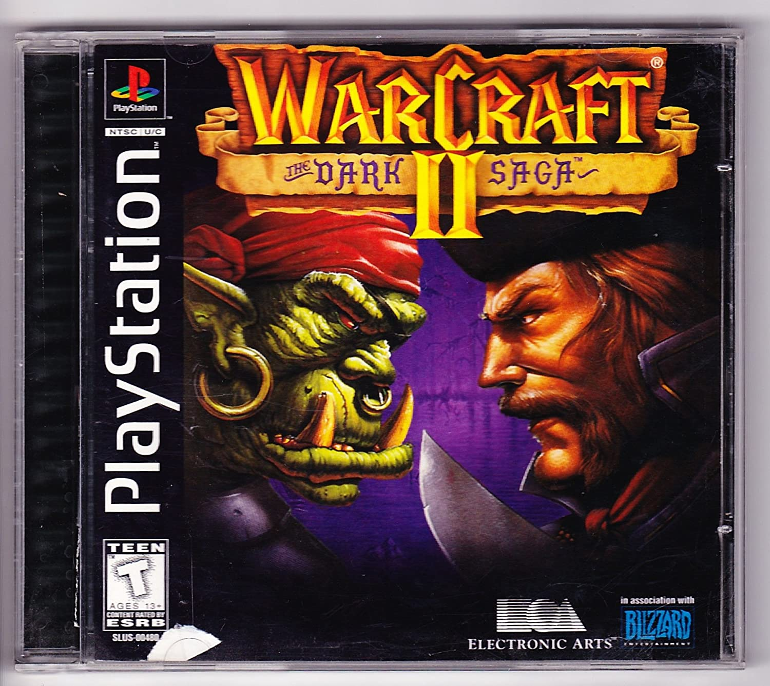 Amazon Com Warcraft Ii The Dark Saga Video Games