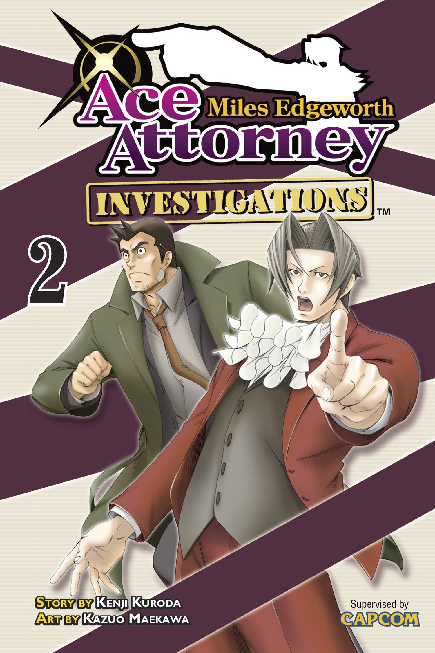 Download Miles Edgeworth: Ace Attorney Investigations 2 ebook