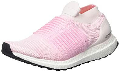 2240e00f1d44b adidas Women's Ultraboost Laceless W Running Shoes: Amazon.co.uk ...