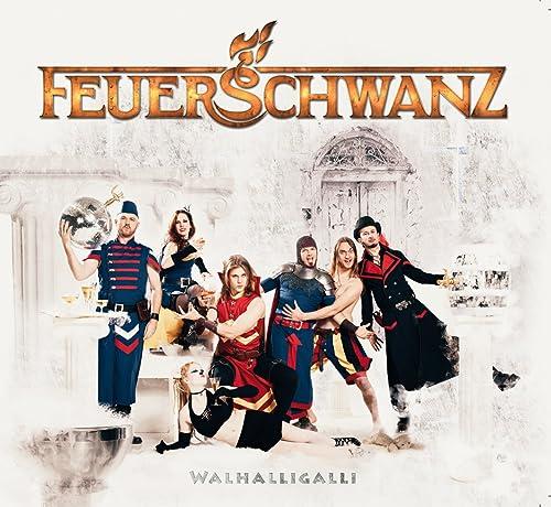 Feuerschwanz - Walhalligalli