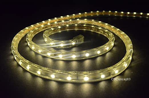 best cheap fea57 2f1e5 Best Led Rope Lights Outdoor. Reviews for Top Rated Led Rope ...