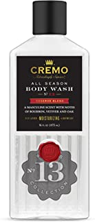 product image for Cremo Rich-Lathering Reserve Blend Body Wash, An Elevated Blend with Notes of Kentucky Bourbon, Smoked Vetiver and American Oak, 16 Oz