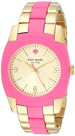 b7bb4bffee13 Amazon.com: kate spade new york Women's 1YRU0163 Skyline Gold-Plated ...