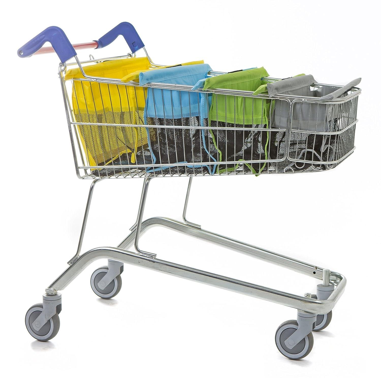 Trolley Bags Express Pastel Wagen Einkaufstaschen Trolley Bags UK