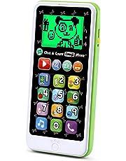 LeapFrog Chat & Count Emoji Phone, Green (English Version)