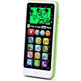 LeapFrog Chat and Count Emoji Phone, Green