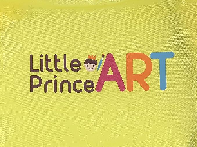 Irypulse Baberos Bebés Impermeables Delantal Infantil Manga Larga De Dibujos Animados Suave Bebé Niños Niñas Adecuado para Pintura Arte Actividades ...