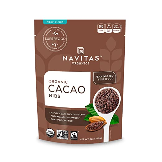 Product thumbnail for Navitas Organics Cacao Nibs
