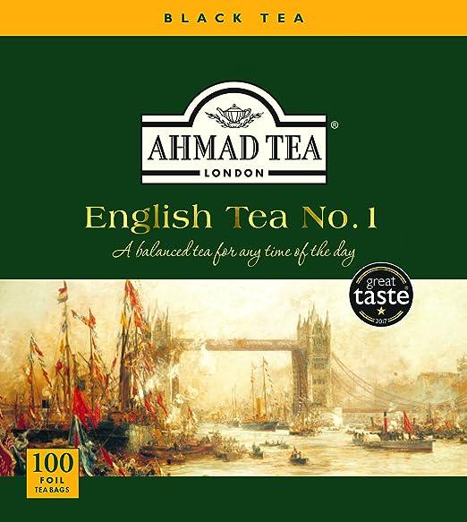 Ahmad English Tea #1 100 Tea Bags