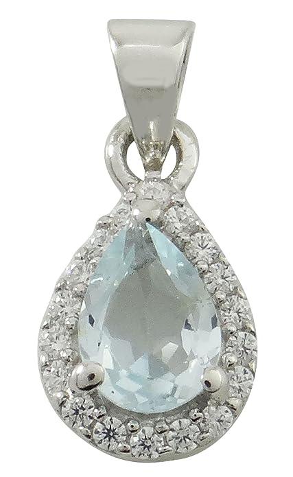 5e6fe42f2a Amazon.com: Banithani 925 Sterling Silver New Charm Stone Pendant Indian  Fashion Jewelry: Jewelry