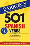 501 Spanish Verbs, 7th edition