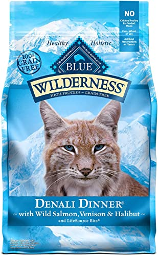 Blue Buffalo Grain Free Dry Cat Food