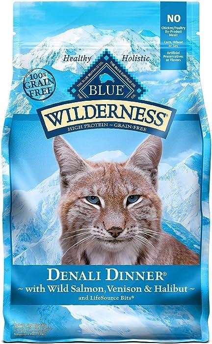 Top 10 Blue Buffalo Wilderness Cat Food Dry