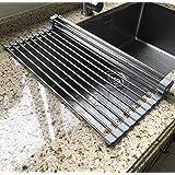 Amazon.com - Better Houseware Adjustable Over Sink Drying