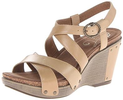 Dansko Damens's Frida Wedge Sandale, Sandale, Sandale, Sand Antiq, 42 EU e10d47