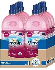 Mimosín Suavizante Concentrado fragancia Moussel para la ropa 58 lavados - 8 Suavizantes