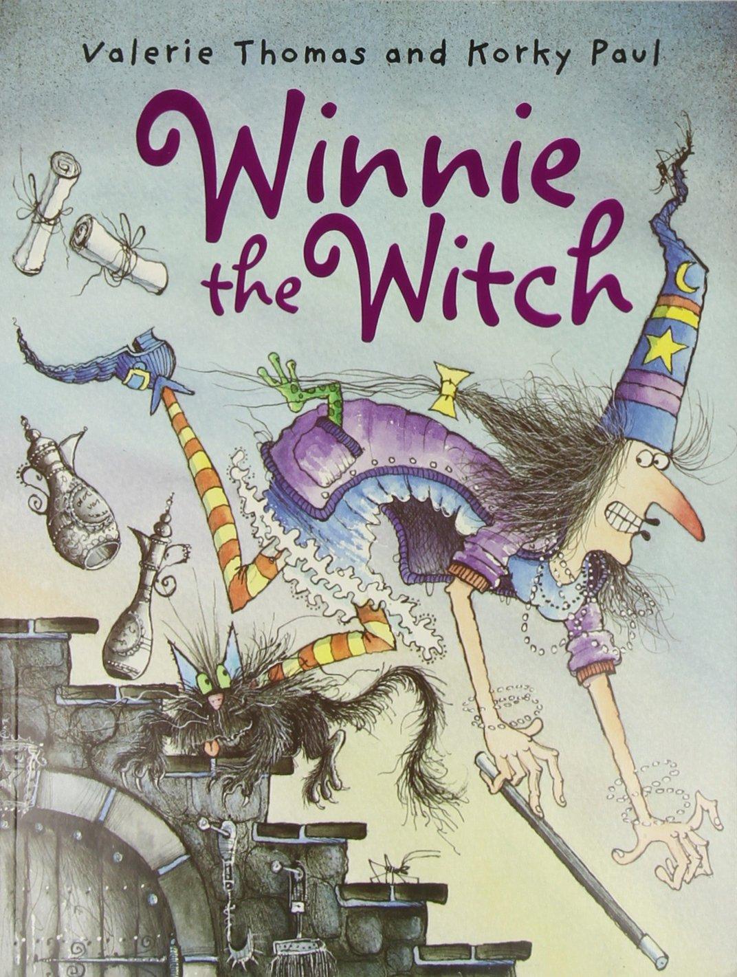 Winnie the Witch: Amazon.co.uk: Thomas, Valerie, Paul, Korky ...