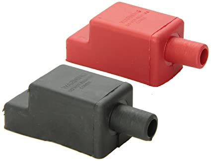Battery Terminal Covers >> Marine Electrical Products 6 4620 6 4621 Battery Terminal Cover