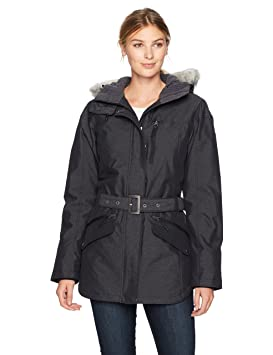 Columbia Carson Pass II Jacket Chaqueta Impermeable, Mujer, Negro, Talla XS: Amazon.es: Deportes y aire libre