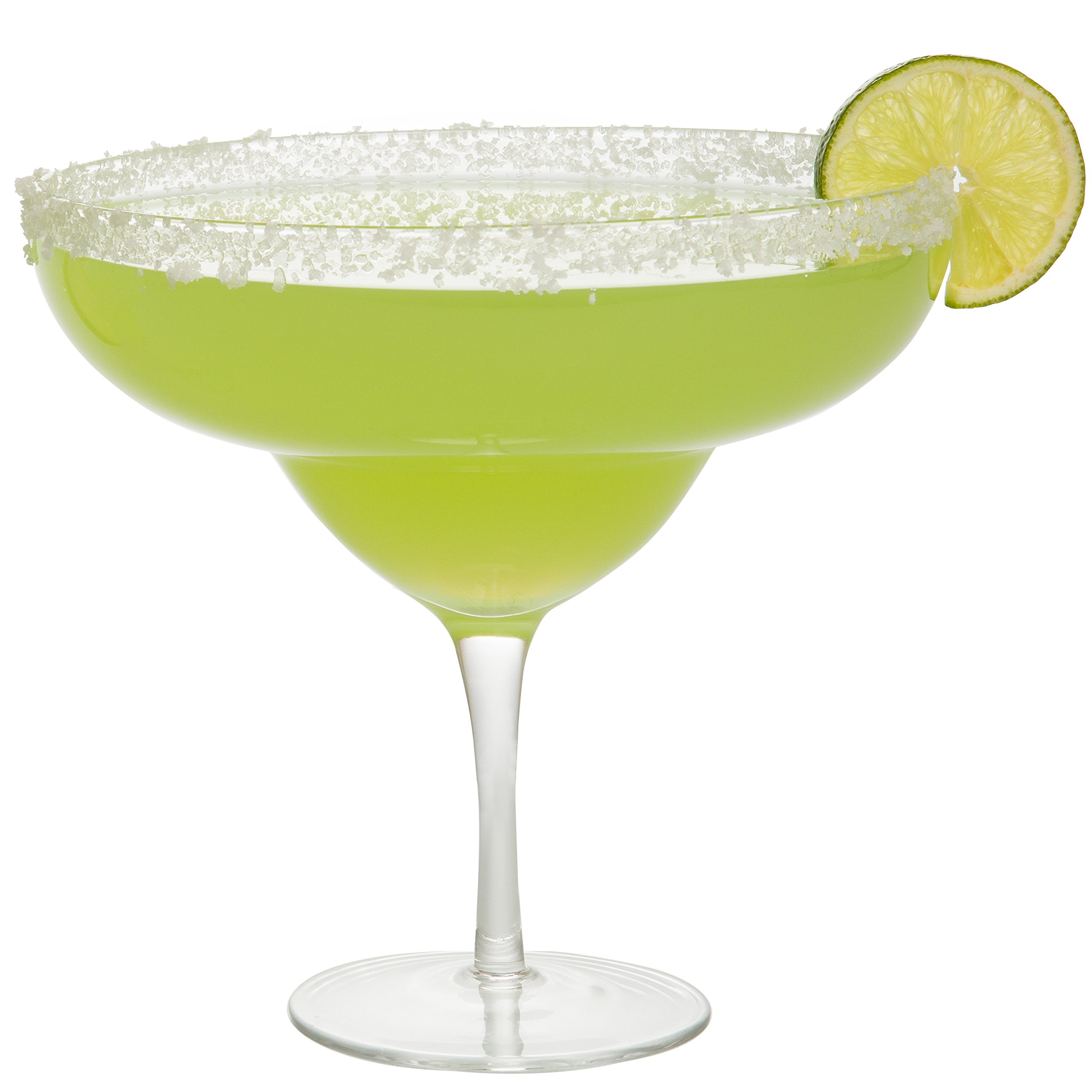 Extra Large Giant Cinco De Mayo Margarita Glass - 34oz - Fits about 3 typical margaritas! by Royal Lush (Image #4)