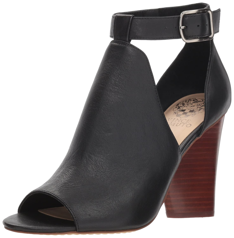 Black Vince Camuto Women's Adaren Heeled Sandals