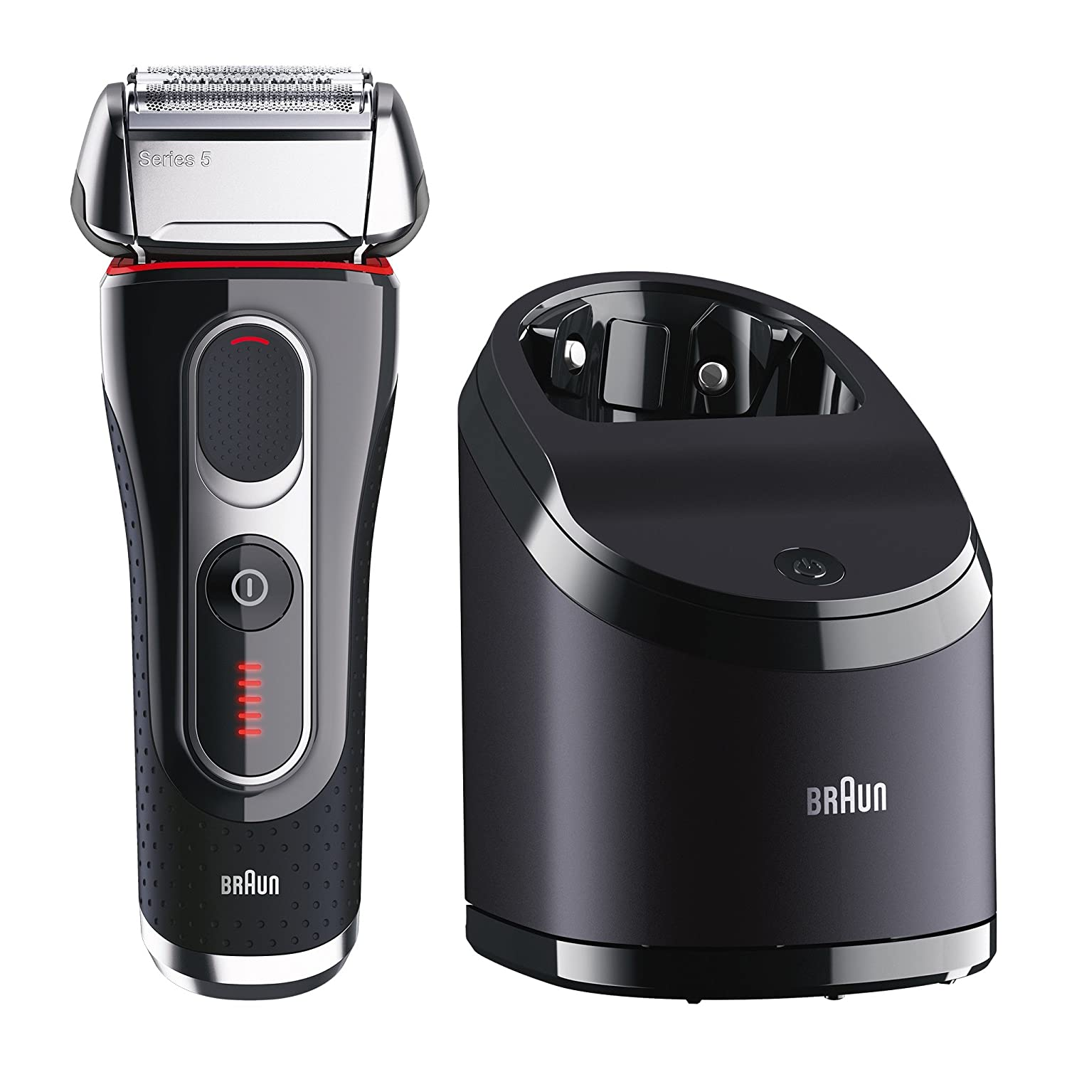 Braun Series 5 5090cc Electric Foil Shaver for Men with...