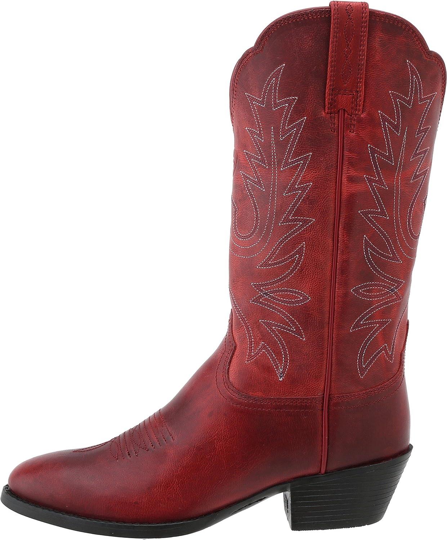 Ariat Womens Heritage Western R Toe Western Cowboy Boot