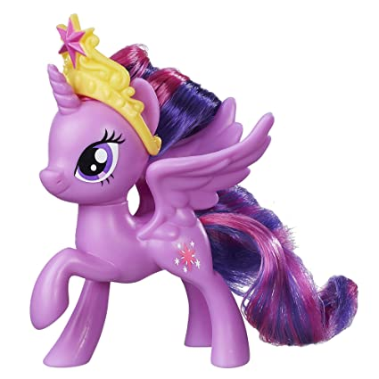 amazon com my little pony friends princess twilight sparkle toys