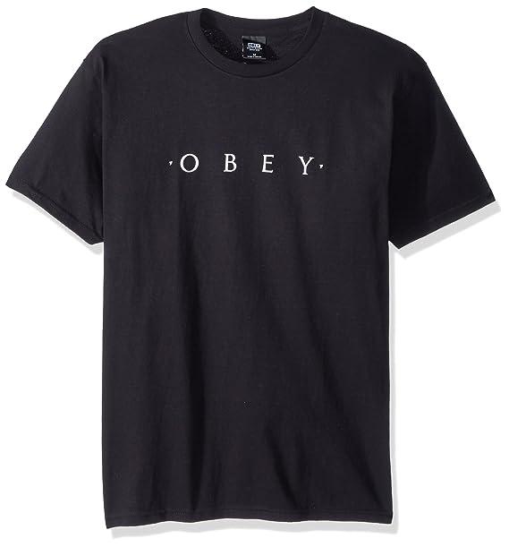 shop for genuine cheap for sale buy online Obey Men's Novel Tee