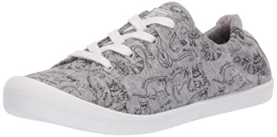 ef19e79fe0ac Skechers BOBS Women s Beach Bingo-Kitty City. Relax The Cat Scrunch Back  Slip on