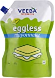 Veeba Eggless Mayonnaise Pouch, 875g