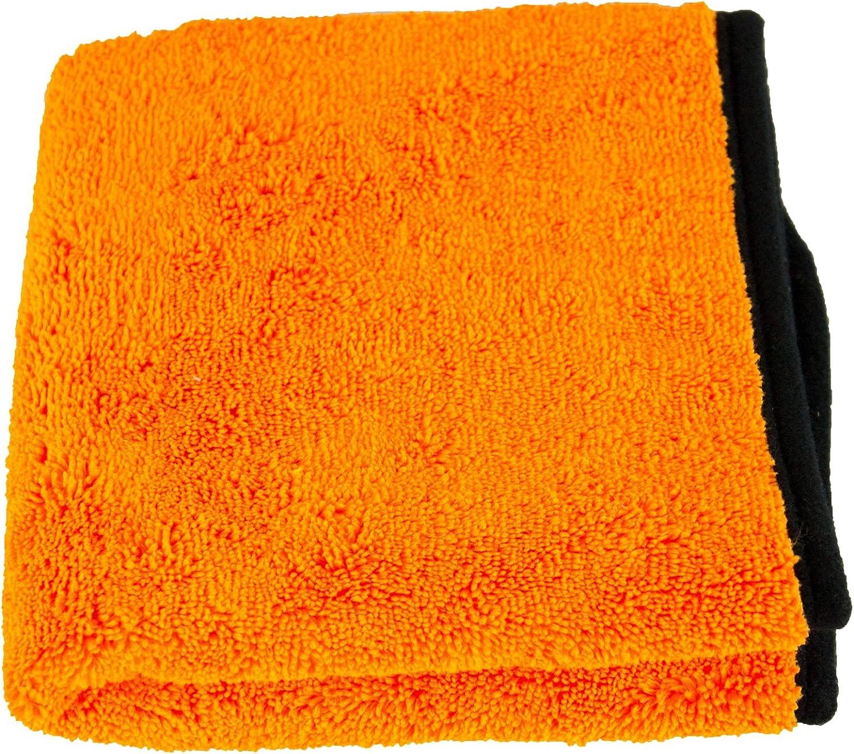 Liquid Elements Orange Baby Trockentuch 60x40cm 800gsm Auto
