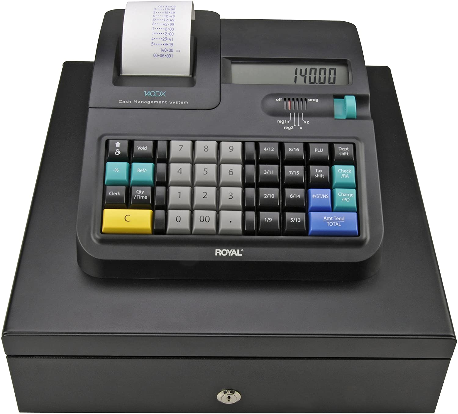 ROY29475X 140DX Cash Register