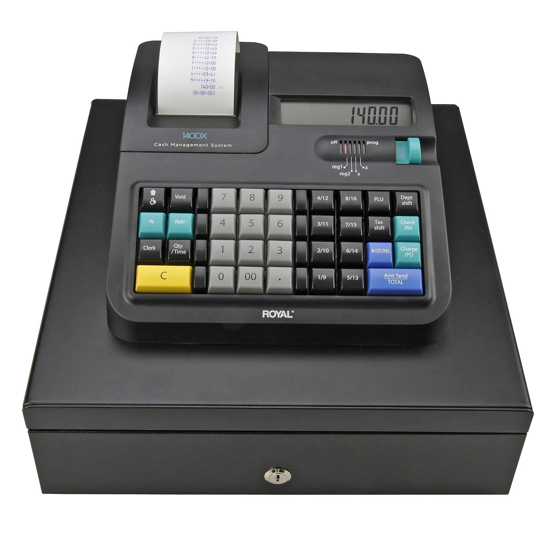 Royal 140DX Electronic Cash Register
