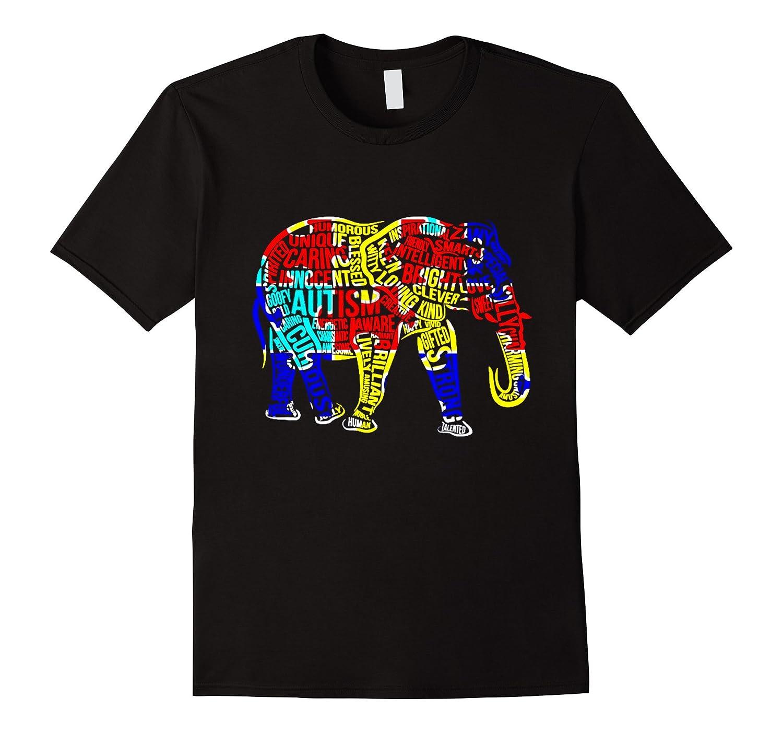 Autism Awareness Elephant Autism Awareness Day Gifts-CD