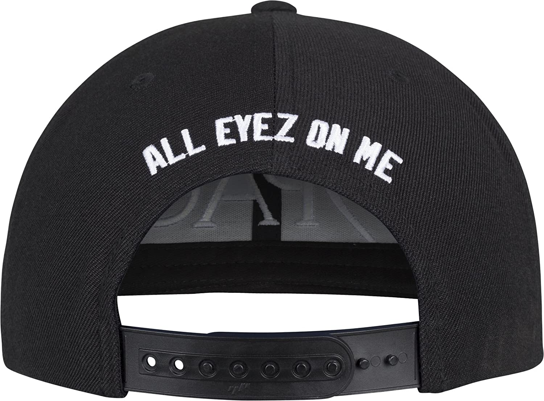 Mister Tee 2Pac A.E.O.M Snapback Streetwear Shirts Uomo